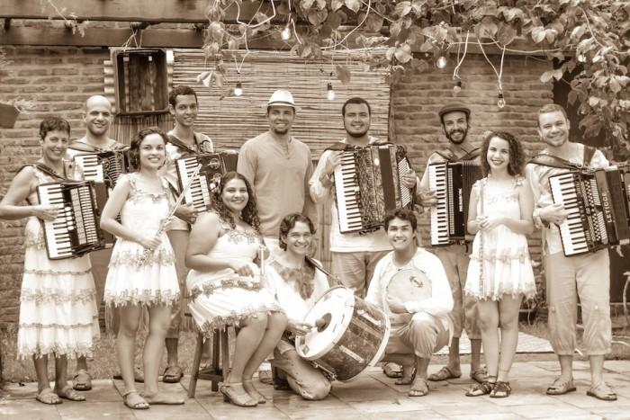 Orquestra Sanfônica Balaio Nordeste Foto. Melina Bomfim