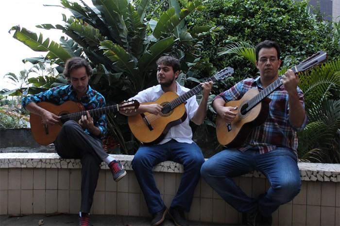Trio Caviuna