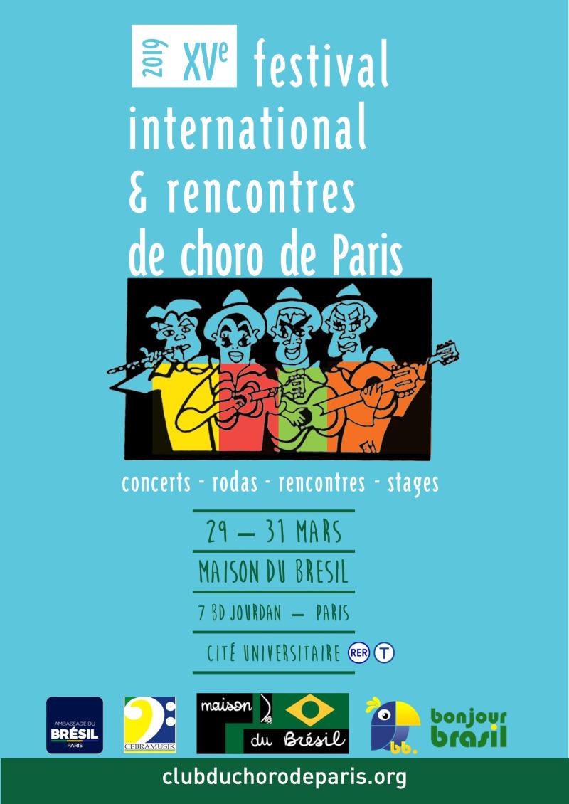 2019.03.29-31 XVe festival choro